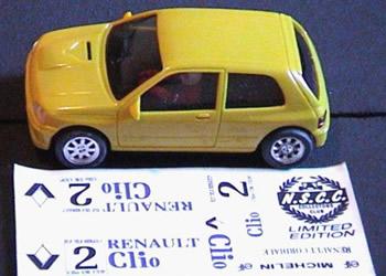 Renault Clio - 1995