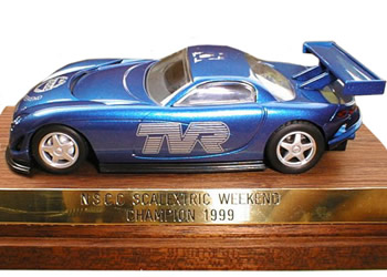 TVR Speed 12 - 1999