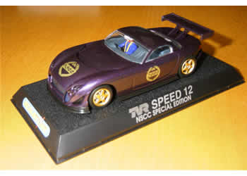 TVR Speed 12 - 2000